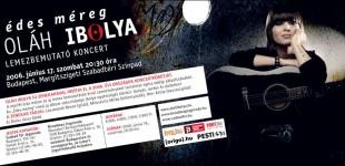 Oláh Ibolya concert