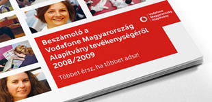 Vodafone Foundation report