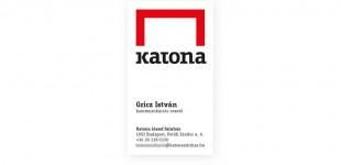 Katona logo competition
